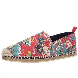 Polo Ralph Lauren Men Barron Aloha Espadrille Shoe